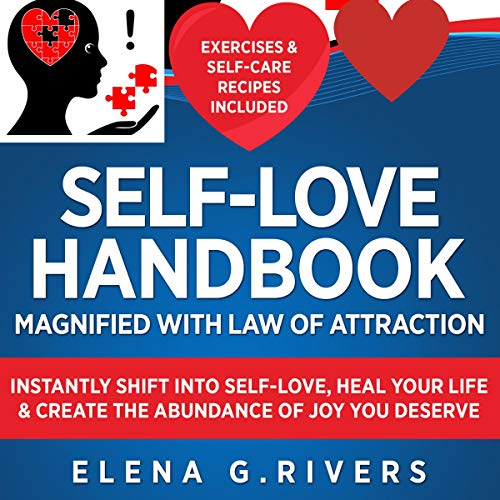 Self-Love Handbook Magnified with Law of Attraction Titelbild
