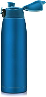Vanfrost OE-F-0035 Double Wall Vacuum Insulated Stainless Steel Thermos,Wide Mouth Leak-Proof Travel Sport Tumbler Flask Keep Drinks Cold 12 Hours,Hot 24 hours-30 OZ