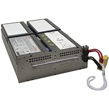 UPSBatteryCenter Compatible Battery Pack for APC Smart UPS 1500VA LCD RM 2U SMT1500RM2U Plug /& Play