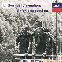 Britten: Cello Sym / Sinfonia Da Requiem