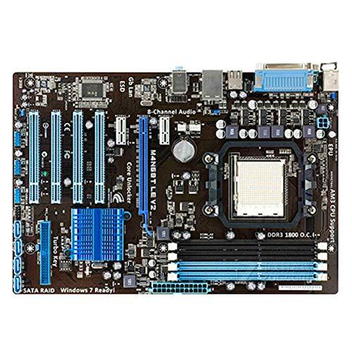 LBWNB Tarjeta Madre Fit For ASUS M4N68T Le V2 Placa Base De Escritorio 630A Socket AM3 para Phenom II Athlon II SempPron 100 DDR3 16G ATX Placa Base De La Computadora Placa Base para Juegos