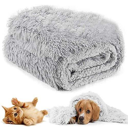 NALCY Hundedecke, Katzendecke, Haustierdecke, Liegedecke für Hunde und Katzen, Warm Schlafenauflage Hundedecke, Schlafbett für Kleine Hunde, Haustiere, Welpen, Kätzchen Schlafen Bett Matte