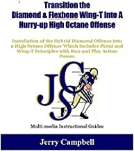 Transition the Diamond & Flexbone Wing-T Into Hurry Up No Huddle Offense