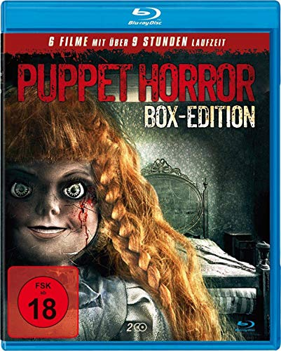 Puppet Horror Box-Edition (6 Filme) [Blu-ray]