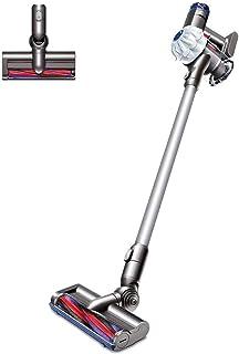 Dyson V6 HEPA Cordless Vacuum, White (Renewed)