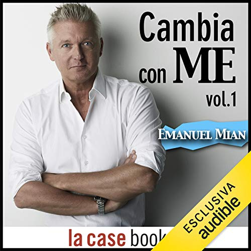 Cambia con ME 1 audiobook cover art