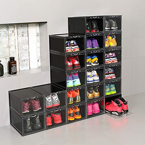 caja zapatos transparente fabricante Boshen
