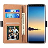 Melojoy Etui Samsung Galaxy Note 8, Housse...