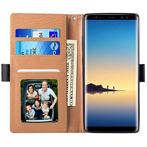 Melojoy Etui Samsung Galaxy Note 8, Housse...
