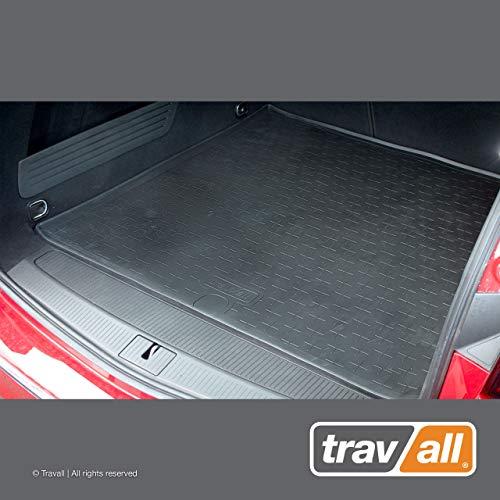 Travall Liner Kofferraumwanne TBM1083 - Maßgeschneiderte Gepäckraumeinlage mit Anti-Rutsch-Beschichtung