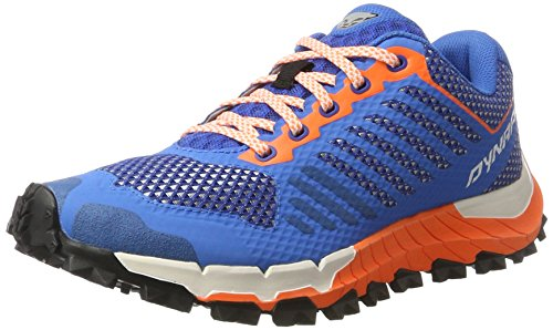 Dynafit Trailbreaker, Scarpe Sportive Indoor Uomo, Multicolore (Sparta Blue/fluo Orange), 45 EU
