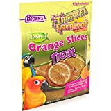 F.M. Brown Tropical Carnival Natural Orange Slices, 0.75-Ounce