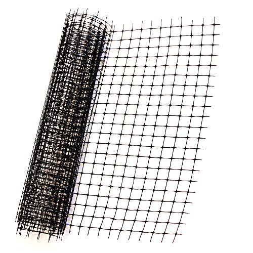 Cardinal Gates Deck Shield Safety Net and Deck Netting for Pets and Children, 36-in. x 30-feet