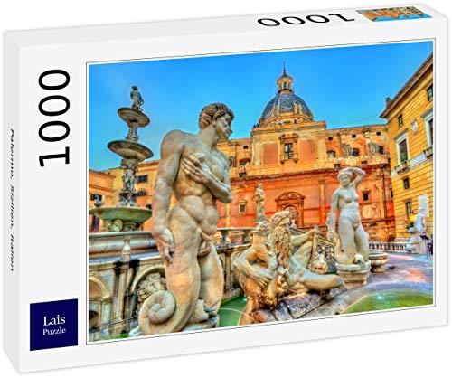 Lais Puzzle Palermo, Sicilia, Italia 1000 Pezzi