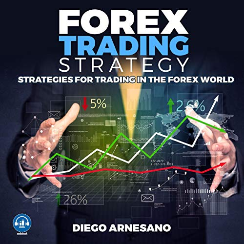 Forex Trading Strategies Audiobook By Diego Arnesano cover art