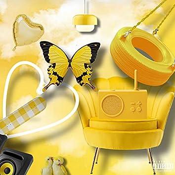 Yellow Heart Vibes