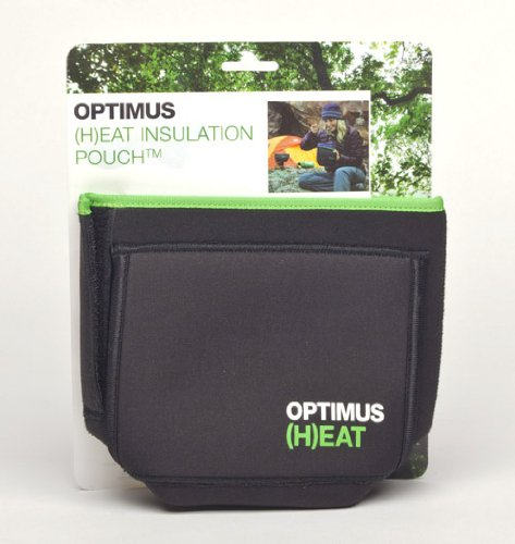 Optimus Kocher Heat Pouch, schwarz, 8018269