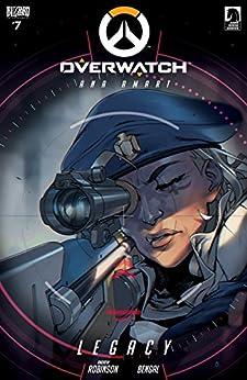 Overwatch #7 (English Edition) van [Andrew Robinson, Bengal]