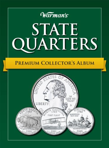 Warman's Premium State Quarter Album