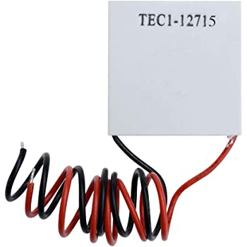 TEC1-12705 5A 12V 40x40x4mm Peltier Board Module with thermoelectric Cooler