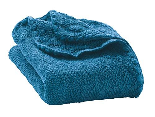 Disana Baby-Decke (blau)