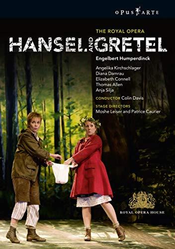 Engelbert Humperdinck - Hänsel und Gretel [2 DVDs]