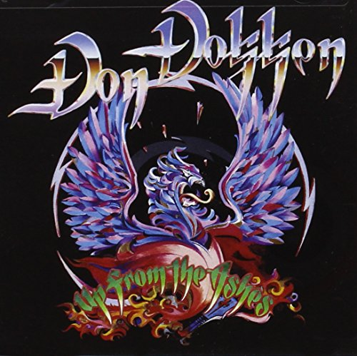 Don Dokken: Up From The Ashes (Audio CD)
