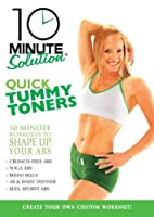 10 Minute Solution: Quick Tummy Toners [DVD] [Import]