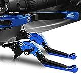 Motorcycle CNC Adjustable Folding Extendable Brake Clutch Levers For SUZUKI GSX-R 600 2011-2017 GSX-R 750 2011-2017 GSX-R 1000 2009-2018