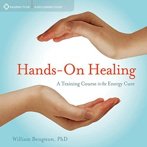 Hands On Healing audiobook cover art