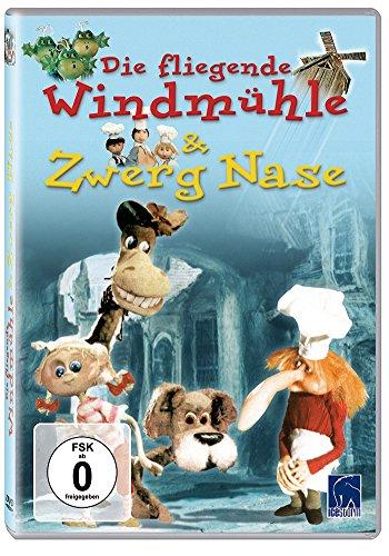 Die fliegende Windmühle / Zwerg Nase