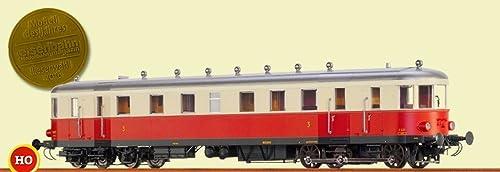 Brawa 44393 Dieseltriebwagen VT 62.9 SNCF mit Sound
