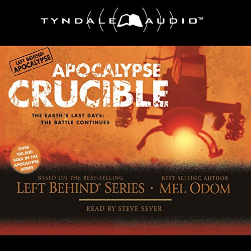 Apocalypse Crucible audiobook cover art