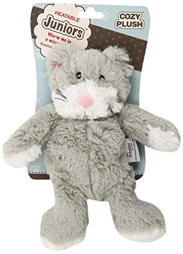 Intelex Warmies Microwavable French Lavender Scented Plush Jr Cat