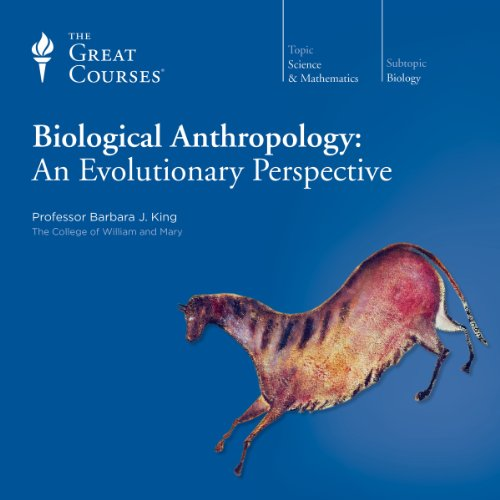 Biological Anthropology: An Evolutionary Perspective cover art
