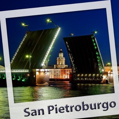Audioguida San Pietroburgo Titelbild