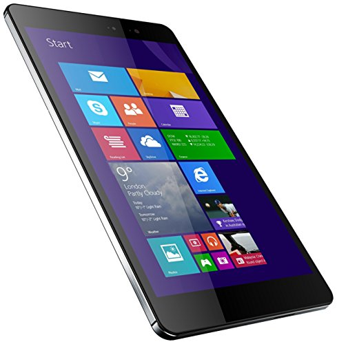 astOney Tablet PC, Windows 8', Wi-Fi, 3G, Tastiera Docking, Nero