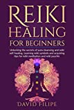 Reiki Healing for Beginners: Unlocking the secrets of aura cleansing...