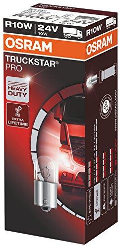 Osram 5637TSP TRUCKSTAR Pro R10W, Blinklichtlampe, 24V, 10er Faltschachtel