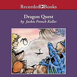Dragon Quest audiobook cover art
