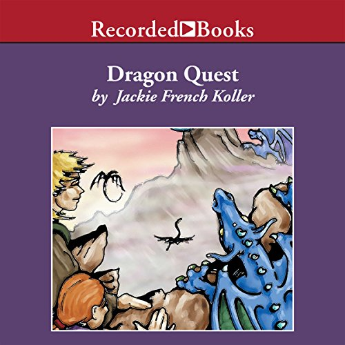 Dragon Quest audiobook cover art