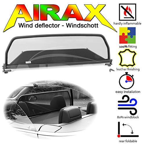 Airax Windschott für EOS Windabweiser Windscherm Windstop Wind deflector déflecteur de vent