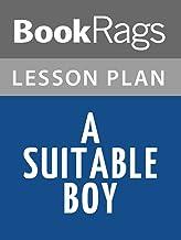 Lesson Plan A Suitable Boy by Vikram Seth