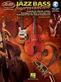 Mi Jazz Bass Improvisation Bass Guitar Bgtr Bk/Cd
