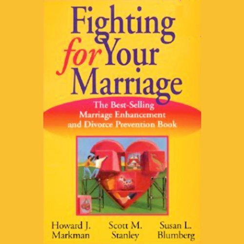 Fighting for Your Marriage audiobook cover art
