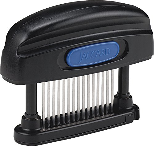 Jaccard 200315N 15Blade Meat Tenderizer Simply Better Meat Tenderizer ABS Columns/ Removable Cartidge NSF Approved Black