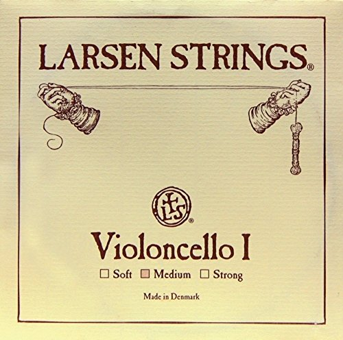 Larsen Violoncello I - A Chrome Steel 4/4 soft