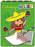 Mon bloc magique - Coloriages en relief - Les enfants du monde - Dès 5 ans