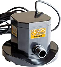 2019 Pumps Away Swimming Pool Cover Pumps Exclusive 3 Year 100% Warranty by Pool Part to GO (800 GPH Manual)