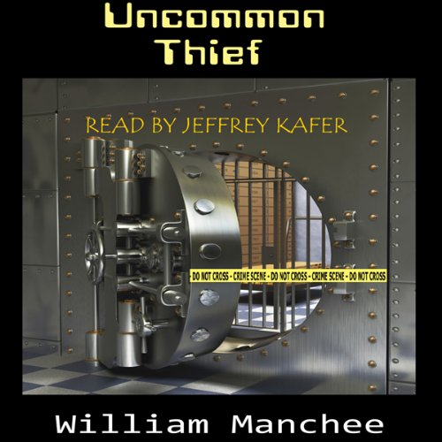 Uncommon Thief audiobook cover art